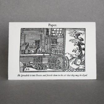 Comenius: paper