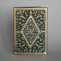 Irish Binding card