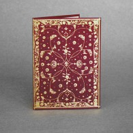Irish Binding card (small)
